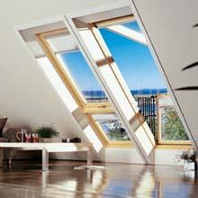 Skylights Velux Windows Loft Conversions Stoke On Trent